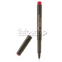 Faber-Castell Finepen 1511 Siyah (5020151199)