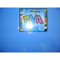 Nova Color Eva 2Mm 50*70Cm Mavi