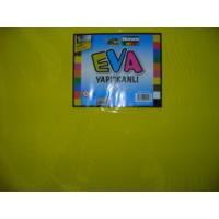 Nova Color Yapışkanlı Eva 2Mm 50*70Cm Sarı