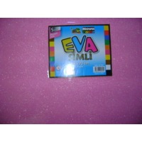 Nova Color Simli Eva 2Mm 50*70Cm Pembe