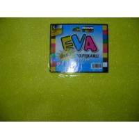 Nova Color Simli Yapışkanlı Eva 2Mm 50*70Cm Sarı