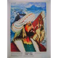 Osman Bey Poster 35*50Cm