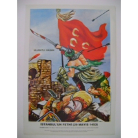 İstanbul'Un Fethi Poster 35*50Cm
