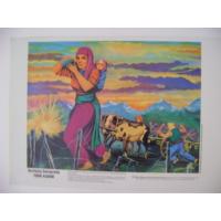 Kurtuluş Savaşında Türk Kadını Poster 35*50Cm