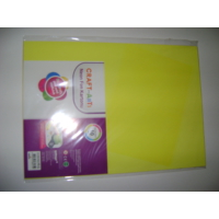 Craft And Arts Neon Fon Kartonu 160Gr 25*35Cm 2*5=10Adet