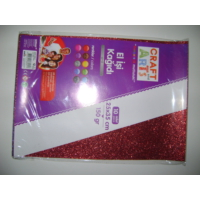 Craft And Arts Simli Fon Kartonu(El İşi Kağıdı) 10 Renk