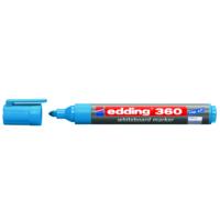 Edding Beyaz Tahta Kalemi(Cap Off) Mavi (E-360) Edn-Ed36010