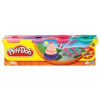 Hasbro Play-Doh Oyun Hamuru 4 Lü (Promosyon) Has-22114/4490
