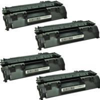 Calligraph Hp LaserJet Pro P2055 Toner 4 lü Ekonomik Paket Muadil Yazıcı Kartuş