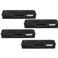 Calligraph Samsung xpress sl-M2021 Toner 4 lü Ekonomik Paket Muadil Yazıcı Kartuş