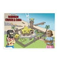 BuldumBuldum Penguen Poster – Robinson Crusoe Ve Cuma - 135 Gr Poster