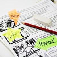 BuldumBuldum Transparent Notes - Transparan Not Kağıtları - Bubble - Konuşma Baloncuğu