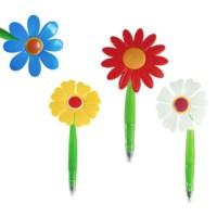 BuldumBuldum Flower Pen - Çiçek Kalem - Beyaz