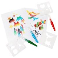 BuldumBuldum Air Pens - Efektli Kalem Seti