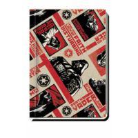 Star Wars Defteri Darth Vader Desenli Sert Kapaklı Ciltli Defter