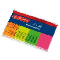 Herlitz Page Marker Neon Büyük 642