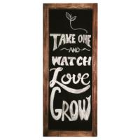 Chalkboard yazı tahtası