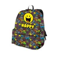 Smiley Genç Sırt Çantası Classıc Happy