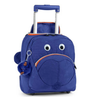 Kipling Wheely Bts Çekçekli Okul Çantası Star Mavi K15376-56I
