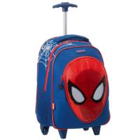 Samsonite Spiderman Çekçekli Sırt Çantası 16C-41004