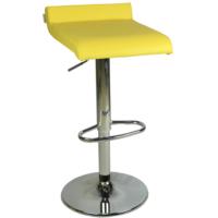 Bürocci Adriana Bar Taburesi-Sarı-9508Q0113