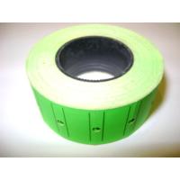 Salvo Meto Mat Etiket Fosforlu Yeşil 1 Adet