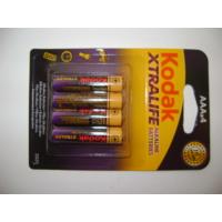 Kodak Xtralife 4Lü İnce Pil