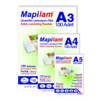 Mapilam 80 Mic A5 Mat Laminasyon Filmi (1040805)