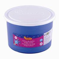 Jovi 500 ml Mavi Parmak Boyası (Kavanoz)