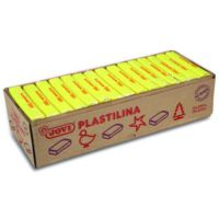 Jovi Plastilina Kurumayan Oyun Hamuru (Kırmızı) 15x350 gr