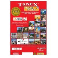Tanex Ofc Ofis Etiketi Beyaz 22*32Mm (10 Adet)