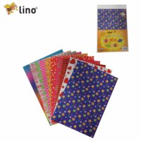 Lino 2702J 2 Desenli Elişi Kağıdı 10 Renk 23*33
