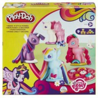 Play-Doh My Little Pony Tasarım Seti