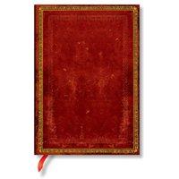 Paperblanks Defter Klasik Seri 3521-3 Venetian Red Midi Çizgili