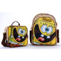 Sponge Bob 35505 Lisanslı Okul Çantası Seti