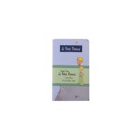 Küçük Prens 3'lü not defterleri - Karton kapak - 48'er yaprak 3 Farklı Kapak Rengi-Tasarım