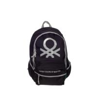Benetton Çocuk Okul Çantası 82179 Siyah 30*40*12