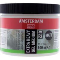 Talens Amsterdam Ex.H. Gel Med.Matt 500Ml Rt24183022