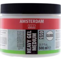 Talens Amsterdam Heavy Gel Med.Gloss 500Ml Rt24183015