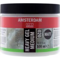 Talens Amsterdam Heavy Gel Med. Matt 500Ml Rt24183020