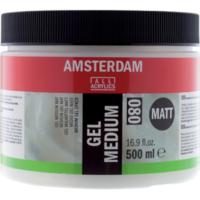 Talens Amsterdam Gel Medium Matt 500Ml Rt24183080
