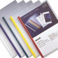 Comıx Hf287A Sıkıştırmalı Dosya 5 Li Set