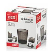 Cassa 8945 6 Lı File Masa Seti