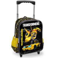 Transformers Çekçekli Okul Çantası 53047