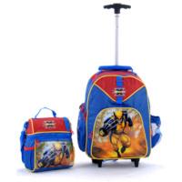 X-Men 0102 2 Tekerlekli Lisanslı Okul Çantası Seti