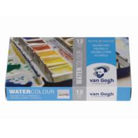 Talens Van Gogh Suluboya 12'Li Set (Metal) Rt20838612