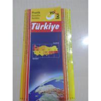 Gürbüz Türkiye Turizm Ve Karayolları Haritası 10 Lu Paket
