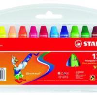 Stabılo 12 Renk Trıo Pastel Boya 2612Pl