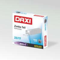 Daxi No:23/17 Zımba Teli - Gümüş ( 10'lu Paket )