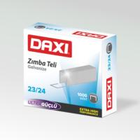 Daxi No:23/24 Zımba Teli - Gümüş